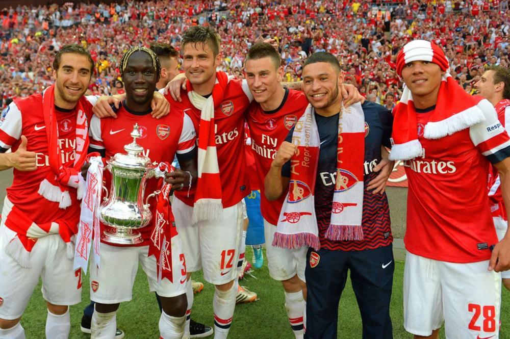 Arsenal, Inghilterra
