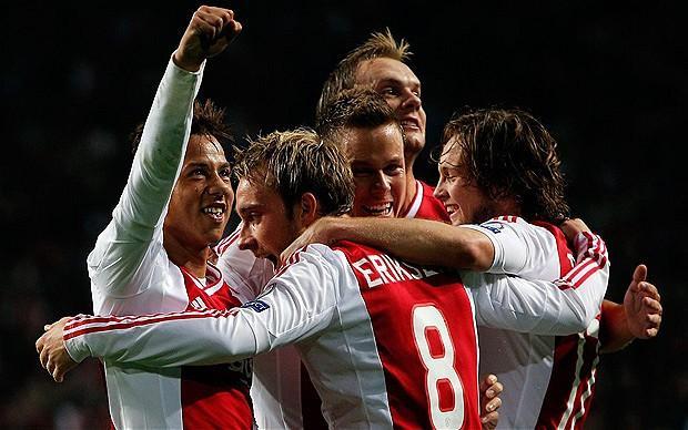 Ajax, Olanda